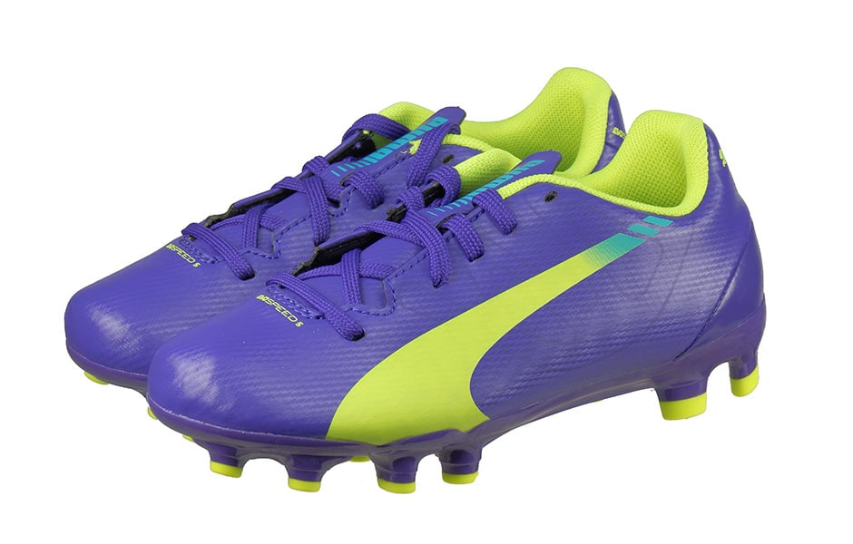 PUMA Shoes evoSPEED 5.3 FG JR 103120-01
