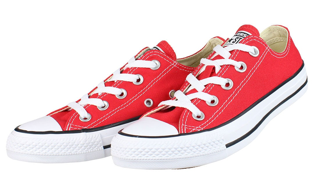 CONVERSE All Star Shoes Ox Red M9696 γυναικεία   sneakers