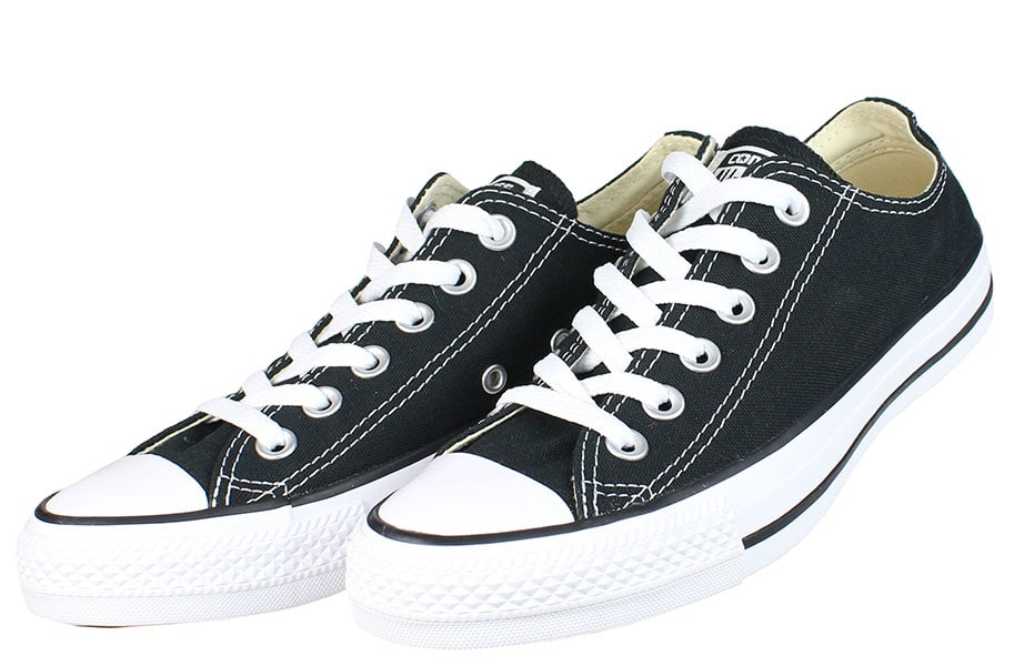CONVERSE All Star Shoes ox Black M9166c