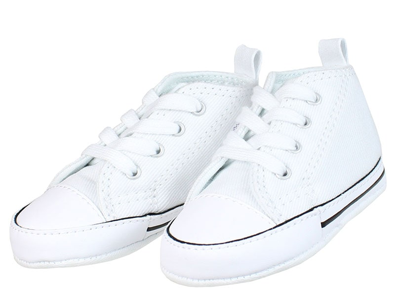 CONVERSE 88877 First Star White