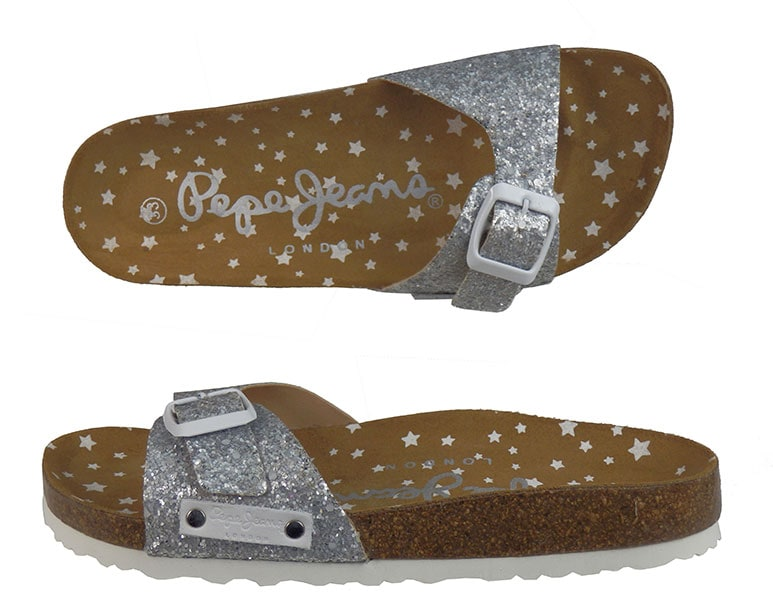 PEPE Jeans Shoes (PRS-90265 Glitter)