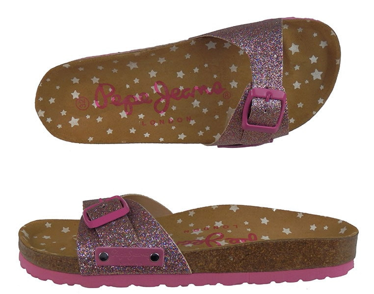 PEPE Jeans Shoes (PRS-90264 Pink)