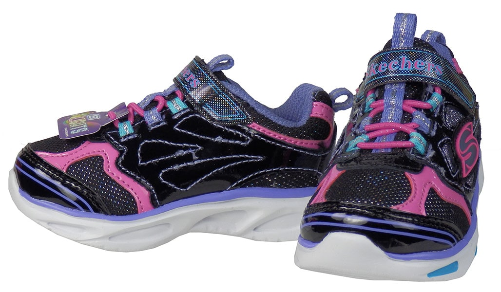 ΦΩΤΑΚΙΑ SKECHERS 10477/Black Lights
