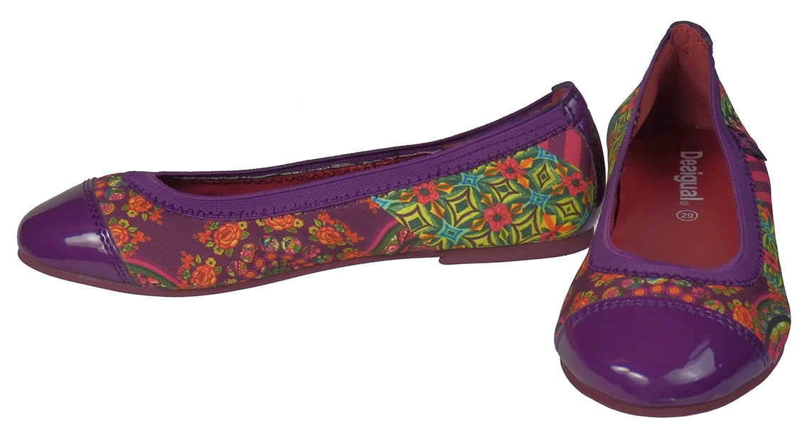 DESIGUAL Shoes Bailarina 56BT5A0/3022