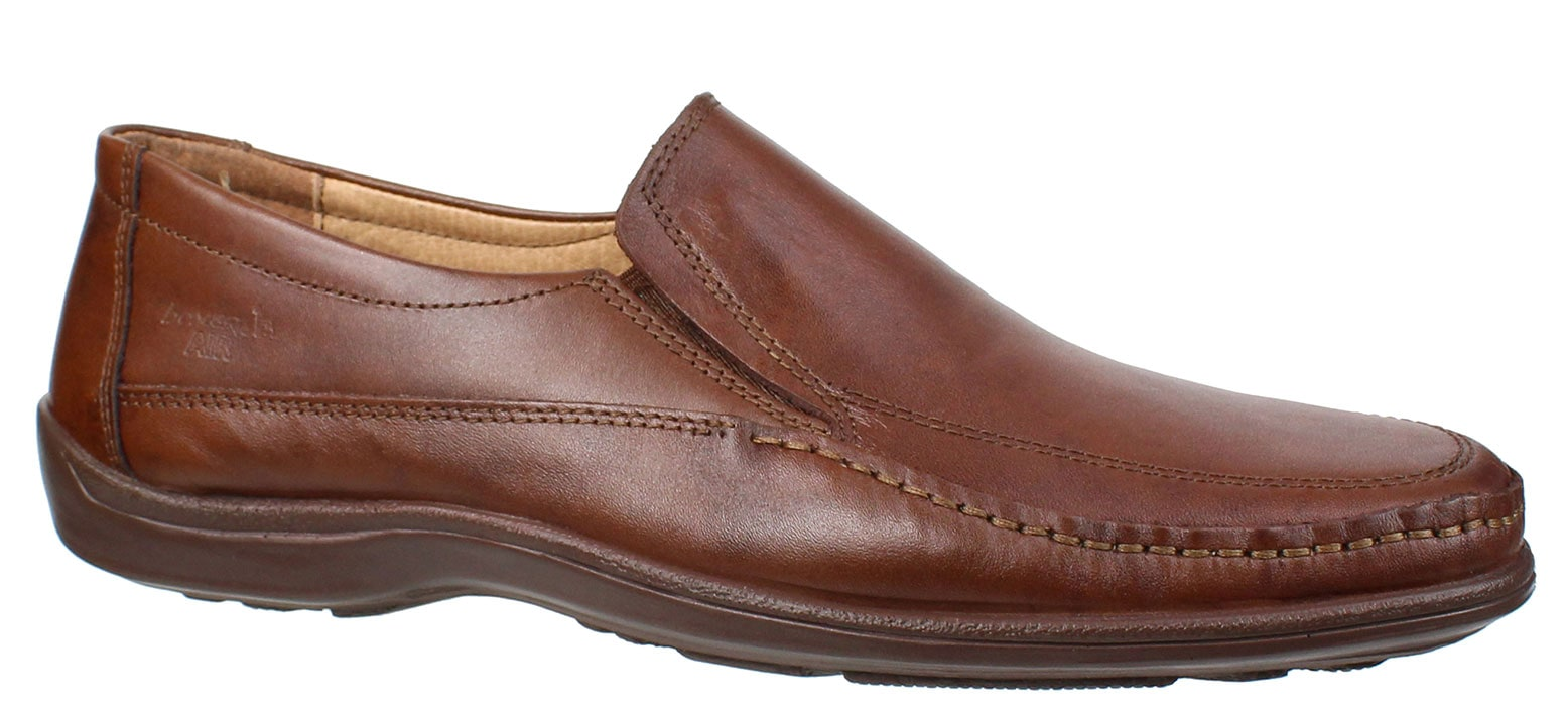 BOXER Shoes 15292 Ταμπά ανδρικά   loafers μοκασίνια