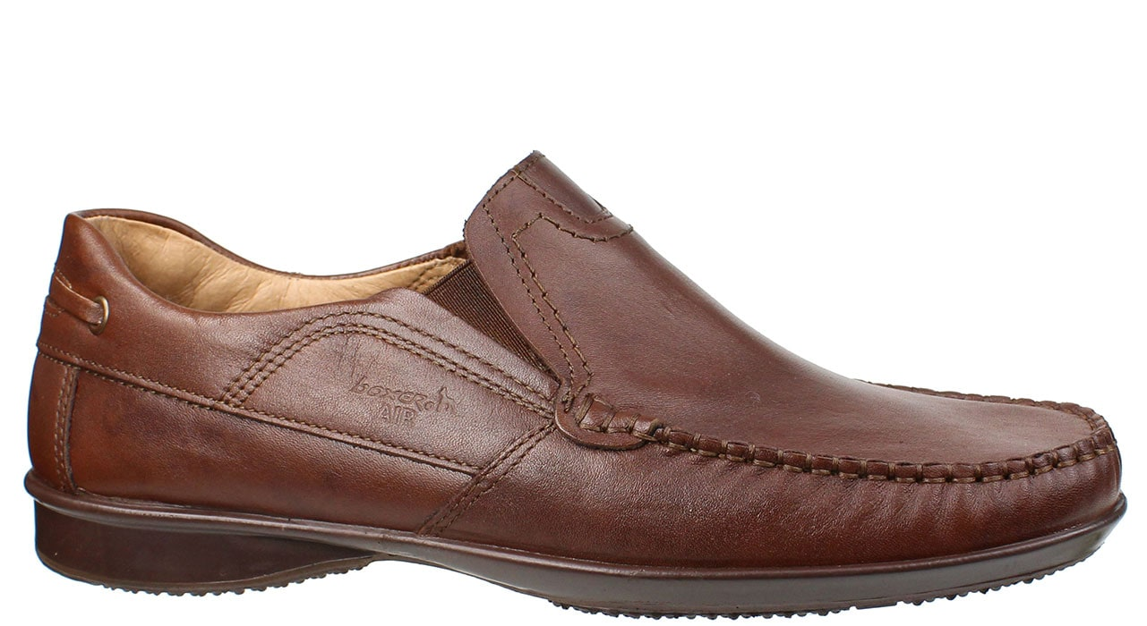 BOXER Shoes 15295 Ταμπά ανδρικά   loafers μοκασίνια
