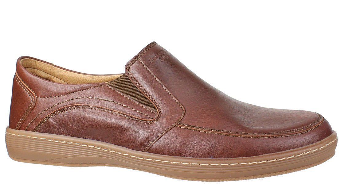 BOXER Shoes 21100 Ταμπά ανδρικά   loafers μοκασίνια