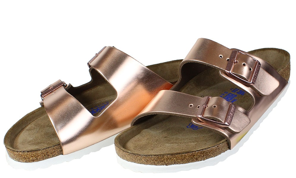 BIRKENSTOCK 0952091 Arizona Μπρονζέ