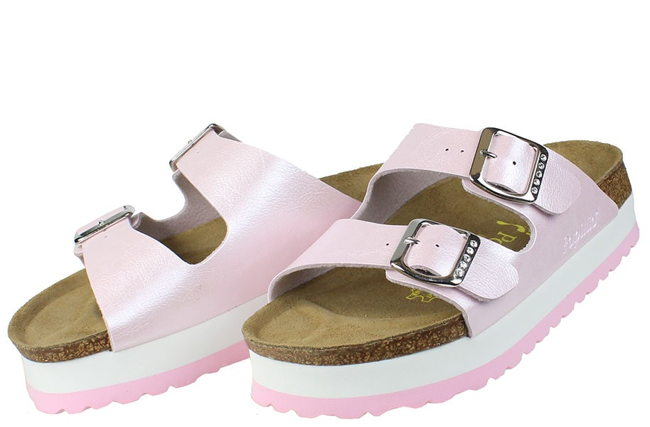 PAPILLIO By BIRKENSTOCK 364093 arizona ρόζ