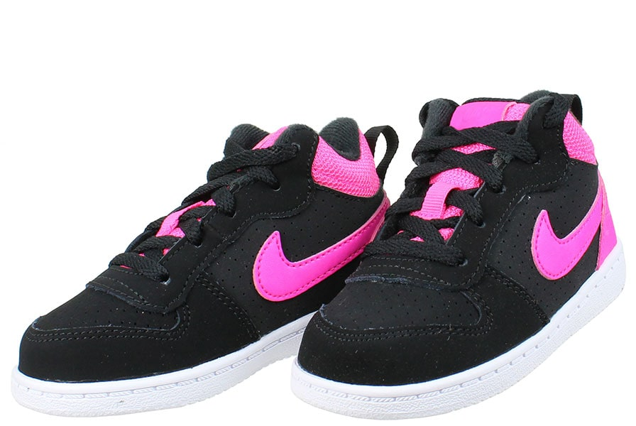 NIKE Court Borough Mid TD 845109-006