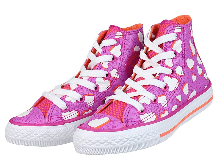 CONVERSE 656022c ct as Hi Magenta παιδικά   κορίτσι   sneakers