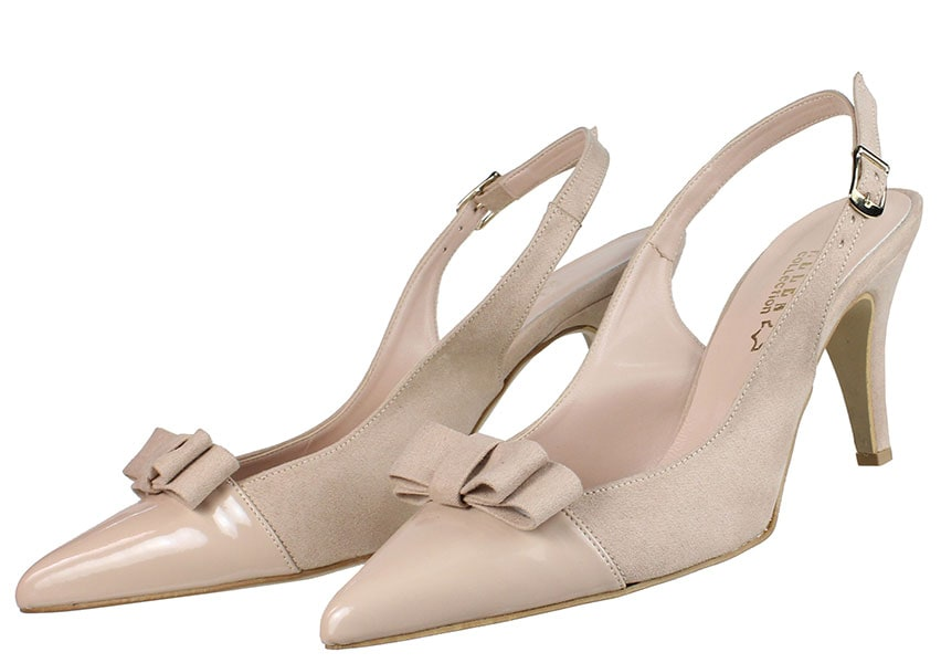 Ellen Shoes 12104 nude
