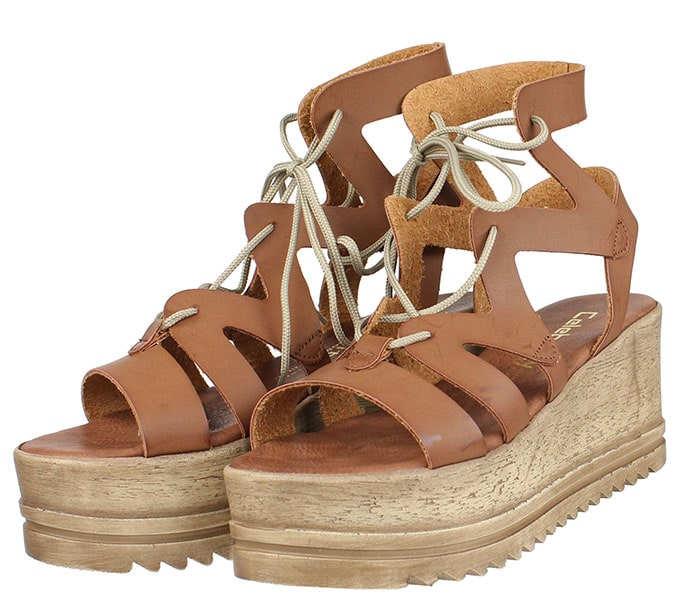 CELEBRITY Shoes FN-1100 Καφέ