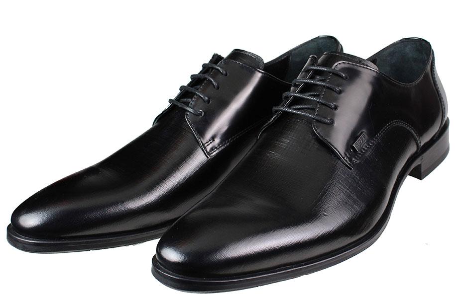 BOSS Shoes P4972 GLM Μαύρο