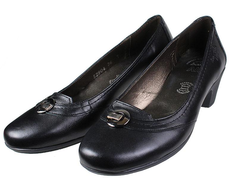 BOXER Shoes 52904 Μαύρο