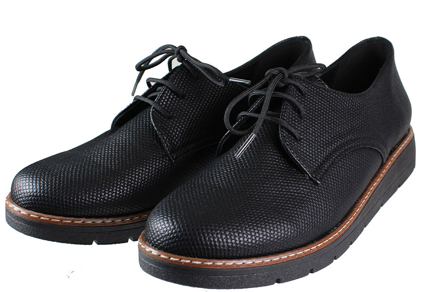 SABINO 2601-3 Μαύρο