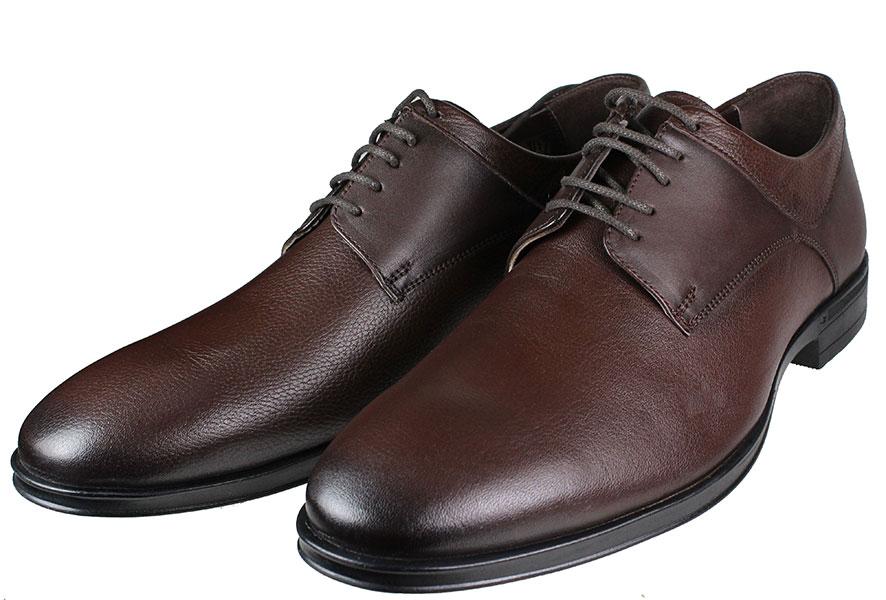 BOXER Shoes 19025 Καφέ