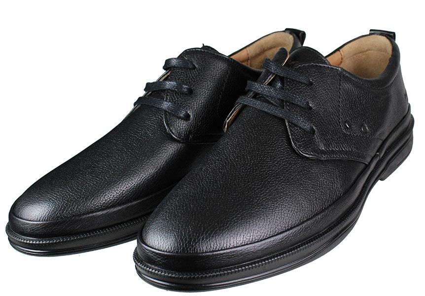 BOXER Shoes 19030 Μαύρο