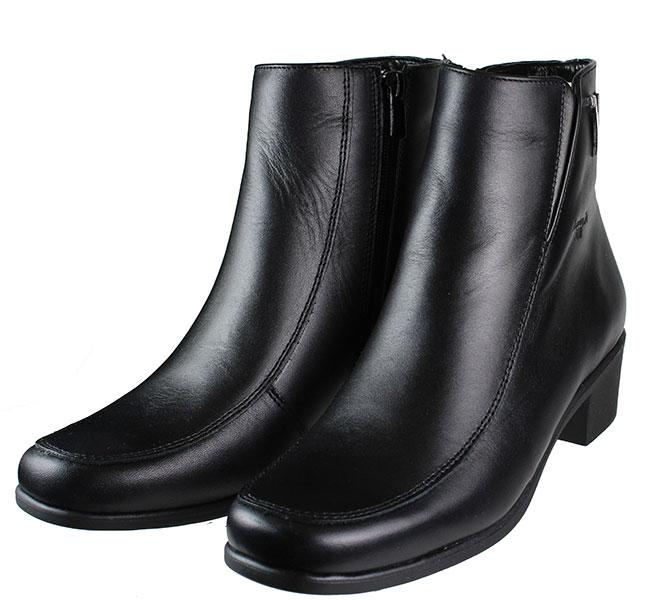 BOXER Shoes 52901 Μαύρο
