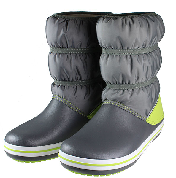 CROCS Crocband Winter boot 206550-0GX
