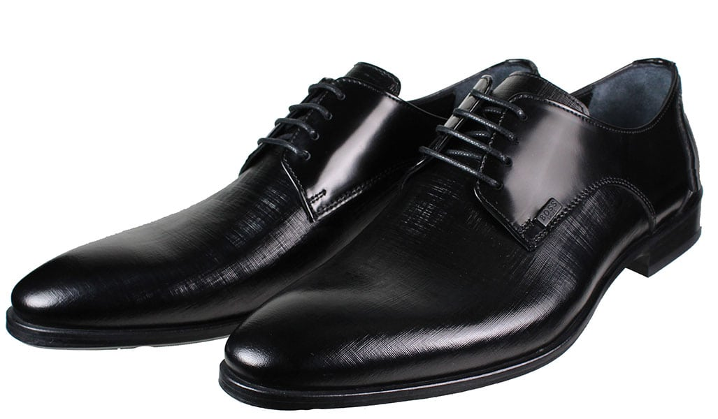 BOSS Shoes Q4972 GLM Μαύρο
