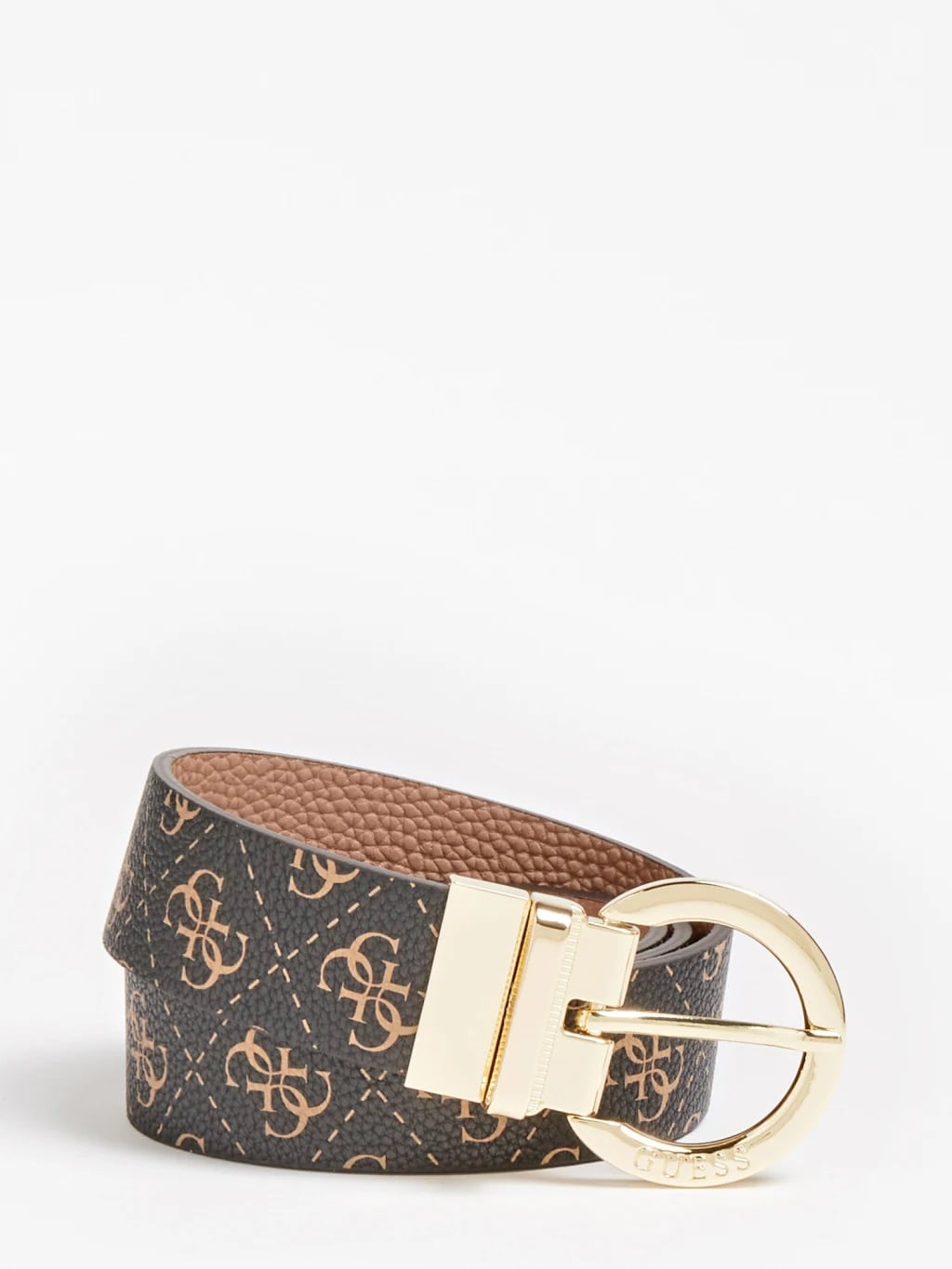 GUESS Alby Reversible Belt BW7420VIN35-BLB