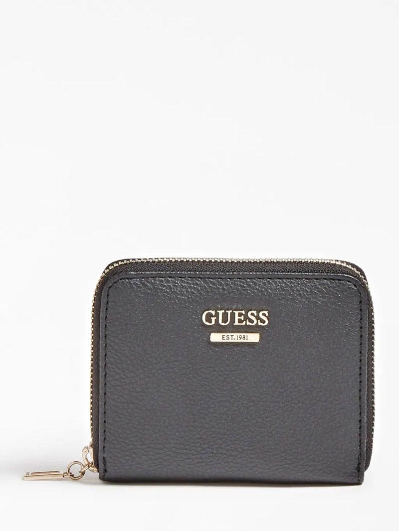 GUESS Naya Mini Wallet VG788137 BLACK