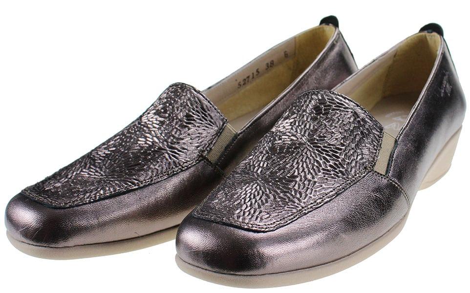 BOXER Shoes 52715 Μπρονζέ