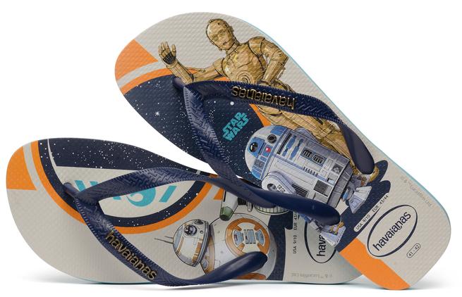 Havaianas Star Wars 4135185-0031 M