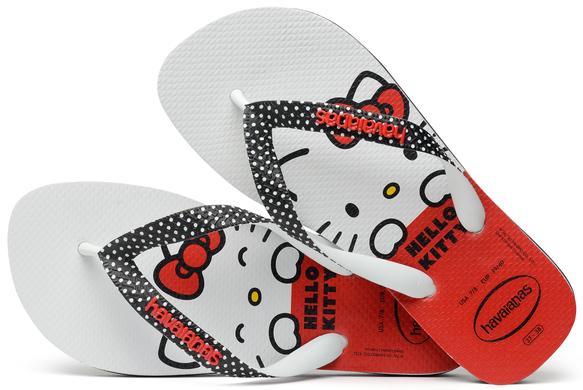 Havaianas Top Hello Kitty 4145725-0090