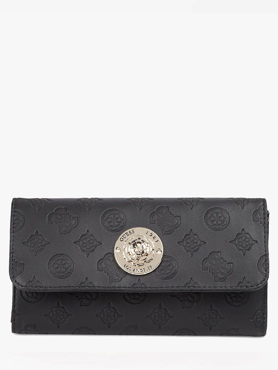 GUESS Dayane Wallet SWSG796865 BLACK