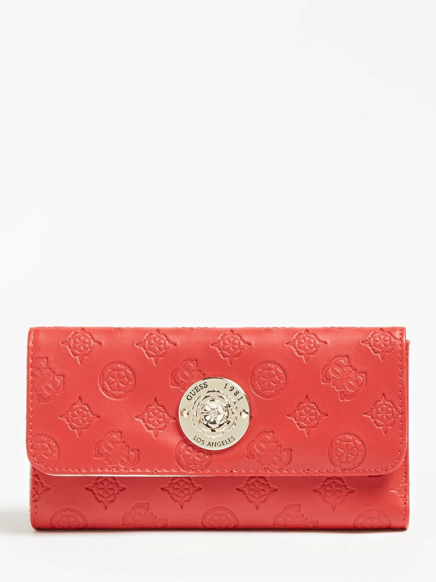 GUESS Dayane Wallet SWSG796865 RED