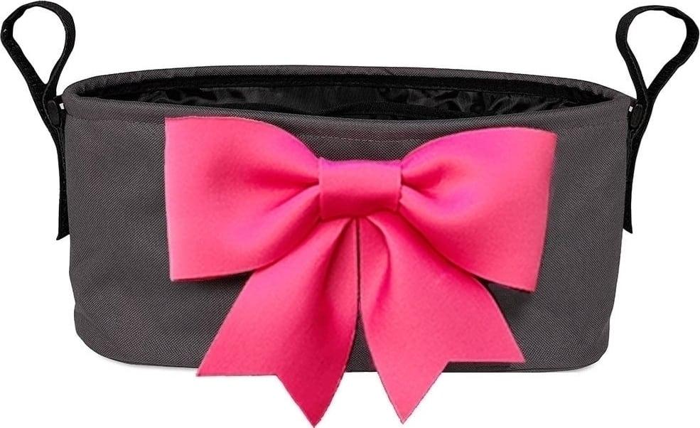 Choopie Οργανωτής Καροτσιού Pink Bow CHOOP-N005