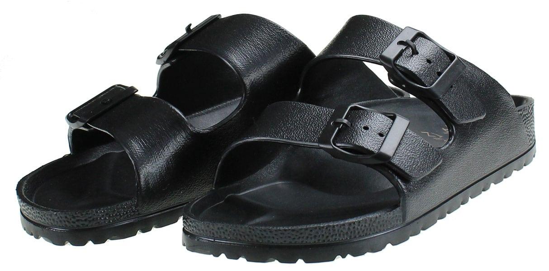 Ateneo Sea Sandals 21-2406 Μαύρο