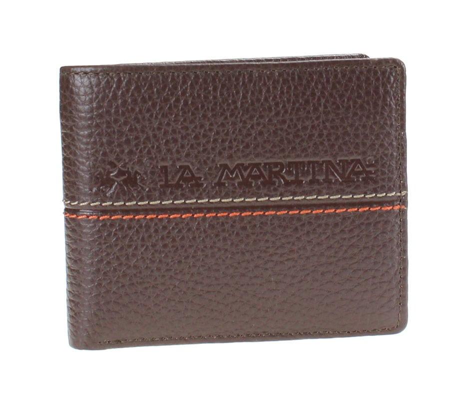 LA MARTINA Rafael Wallet LMPU00324M MARRO