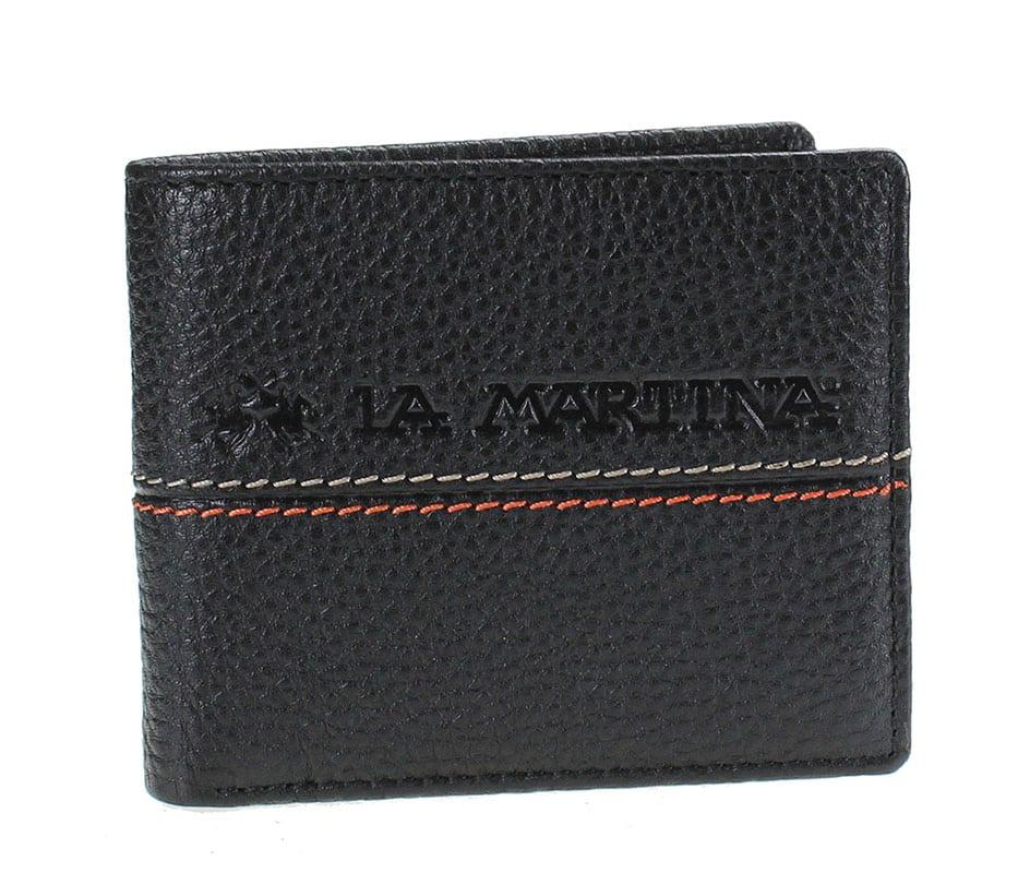 LA MARTINA Rafael Wallet LMPU00324M NERO