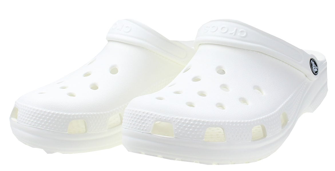 CROCS Classic 10001-100 Λευκό