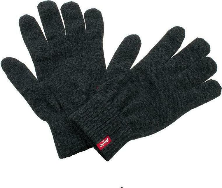 Levi's Ben Unisex Γάντια Αφής 222283-59 Μαύρο