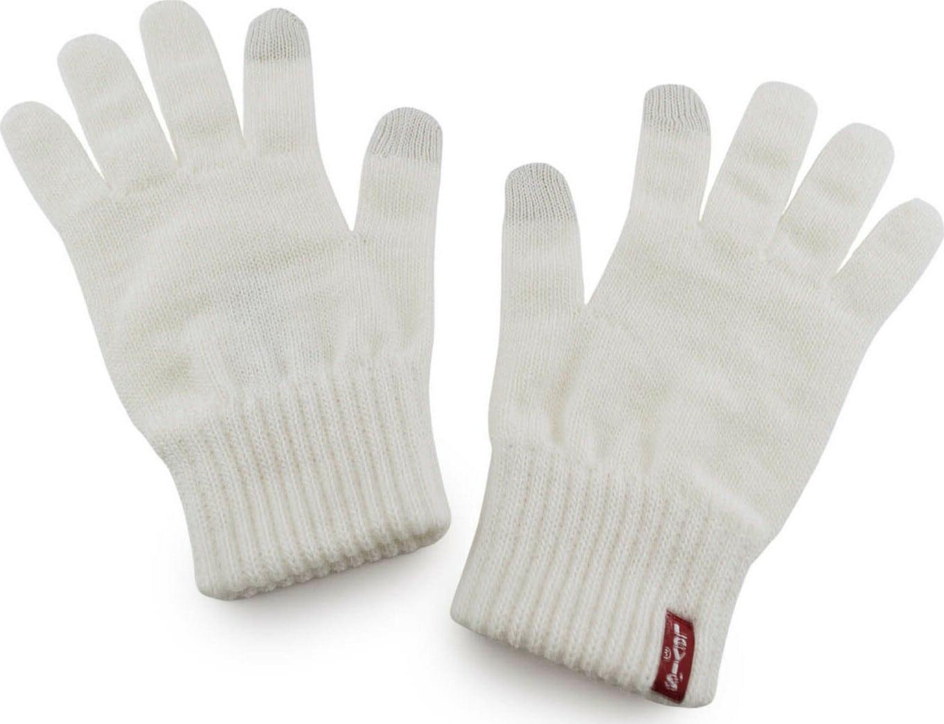Levi's Γάντια Αφής 224687-20 Λευκό