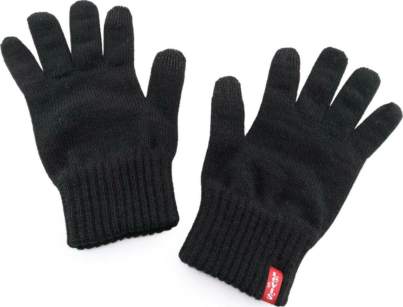 Levi's Γάντια Αφής 224687-59 Μαύρο