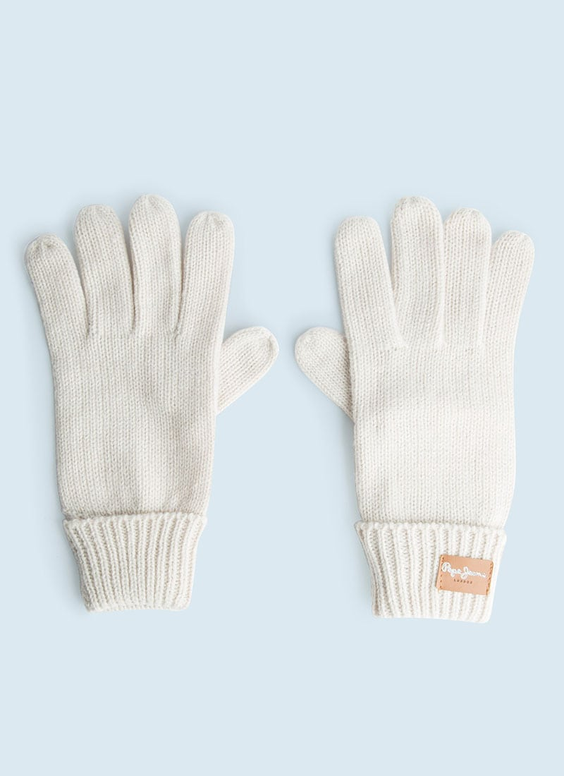 PEPE JEANS Alissa Knitted Gloves PL080140-808