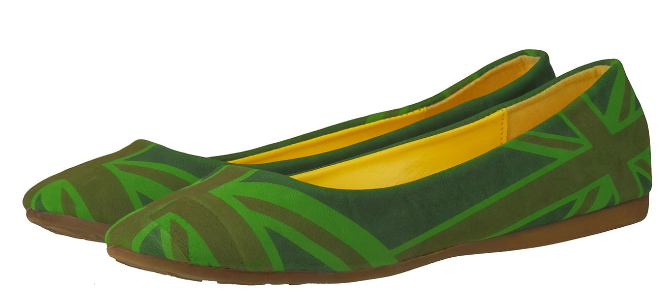 ban shoes (A868-9)Green
