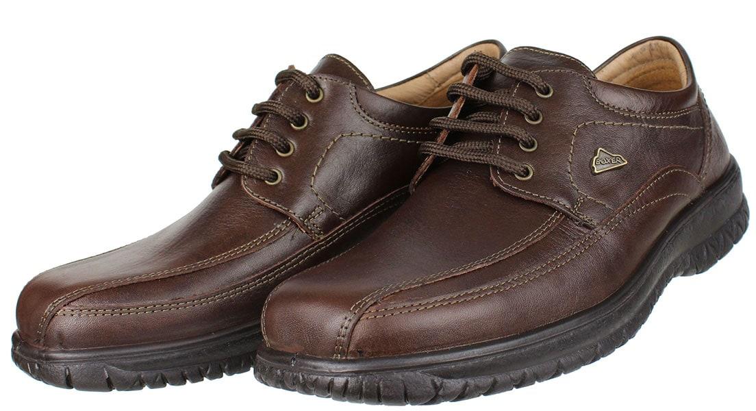 BOXER Shoes 14723 Καφέ