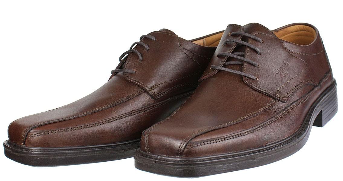 BOXER Shoes 13085 Καφέ