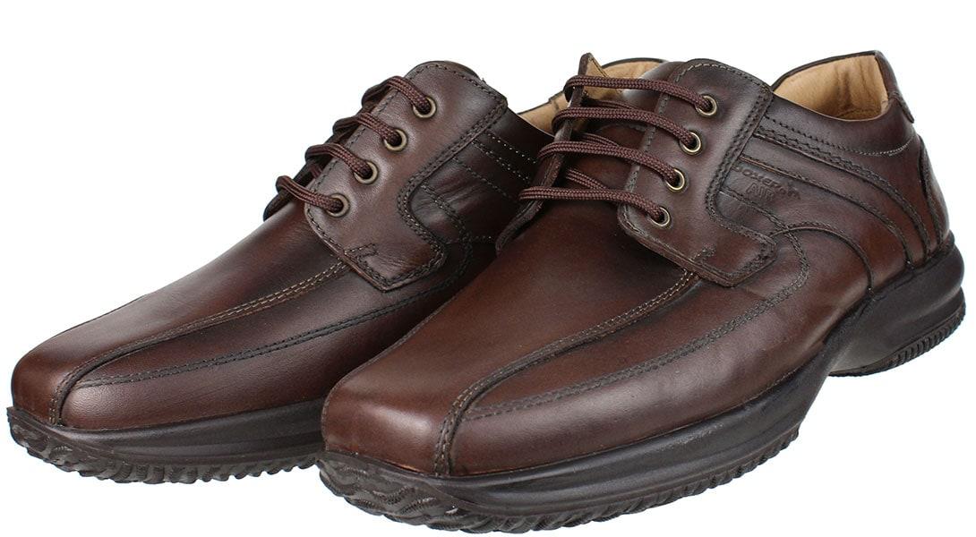 BOXER Shoes 12069 Καφέ