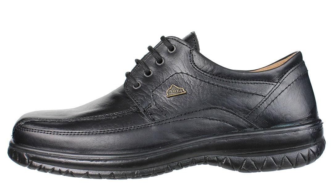Ανδρικά    Δετά παπούτσια    BOXER Shoes 14723 Μαύρο - Παπούτσια Ι ... ff4652b9511