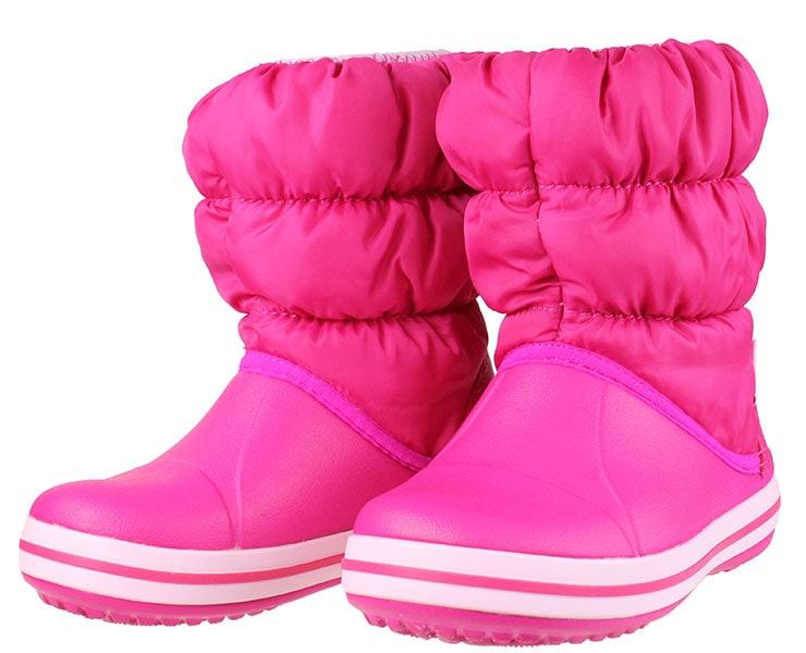Παιδικά    Κορίτσι    Μποτάκια    CROCS Winter Puff boot kids 14613 ... ad41c636868