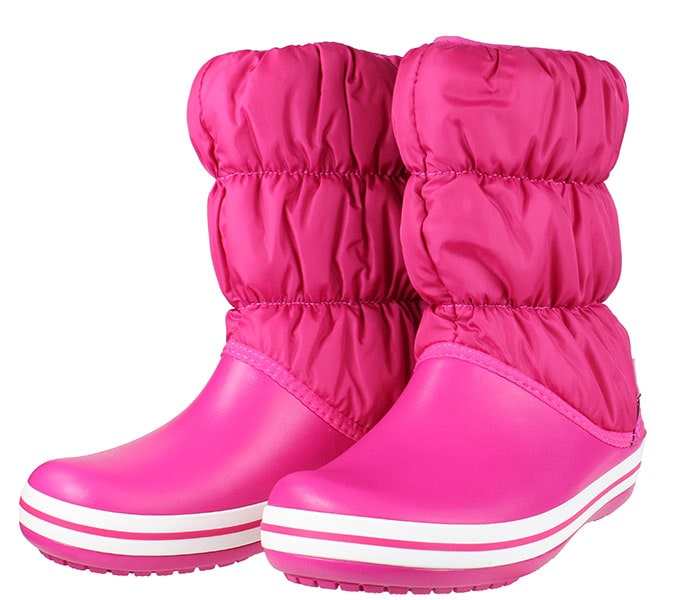 CROCS Winter Puff boot 14614-6×3