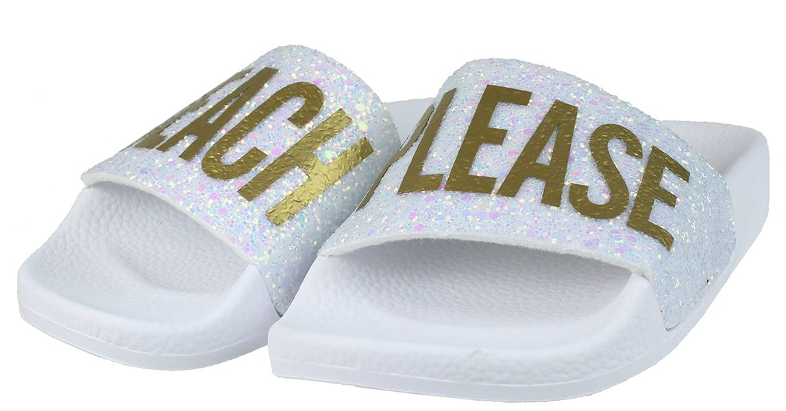 THE WHITE BRAND Glitter Beach K-058
