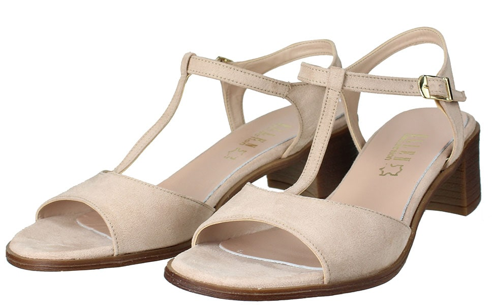 Ellen Shoes Rosita05 Nude
